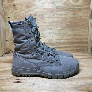 """Nike SFB 8"""" Men's Boots Sage Forest Green"""
